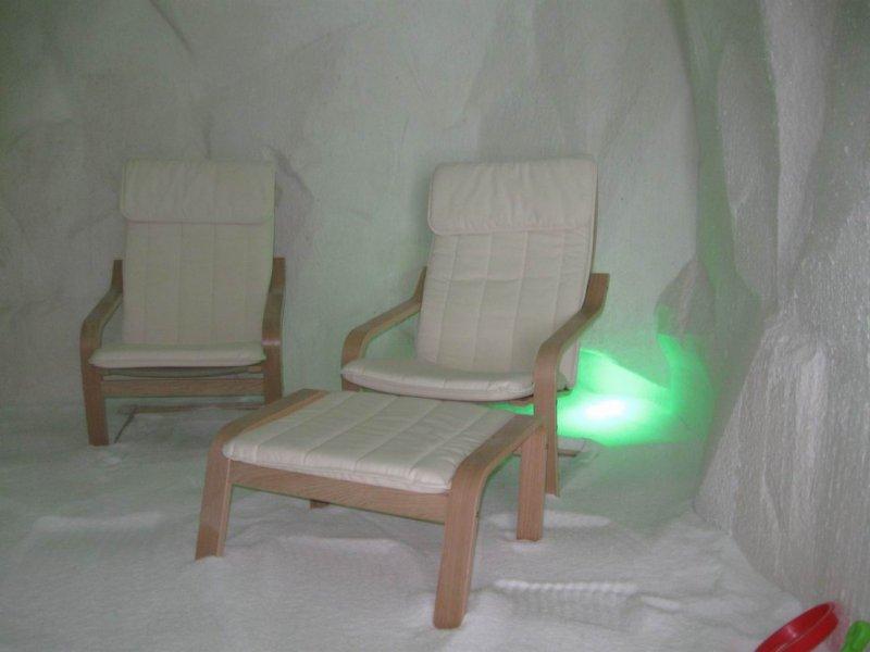 спелео терапевтическая комната